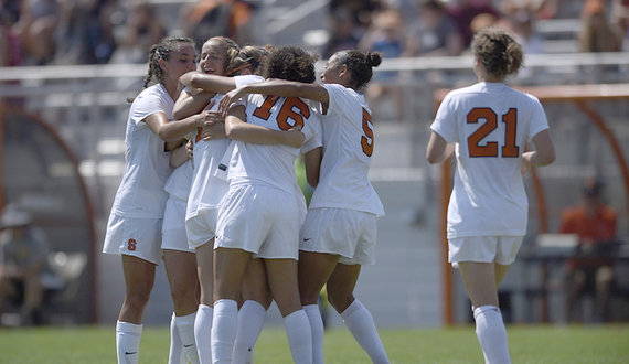 Syracuse fends off Connecticut pressure in overtime to tie, 1-1